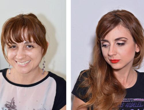 Tanya's Makeup Lesson Look 2