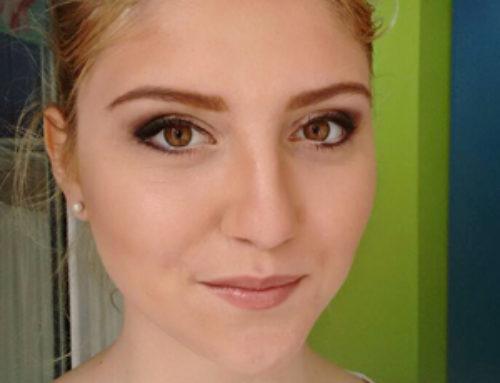 Subtle Prom Makeup